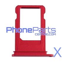 Simkaart houder voor iPhone X (5 pcs)