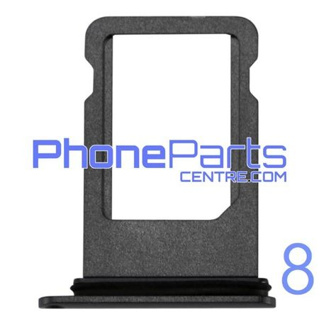 Simkaart houder voor iPhone 8 (5 pcs)