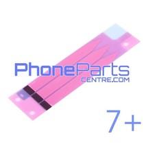 Sticker voor iPhone 7 Plus batterij (25 pcs)