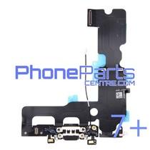 Dock connector / oplaadpunt met microfoon voor iPhone 7 Plus (5 pcs)