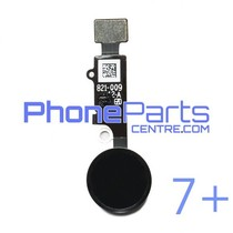 Full home button / flex cable for iPhone 7 Plus (5 pcs)