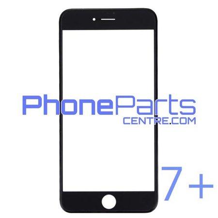 Glas voor iPhone 7 Plus (10 pcs)