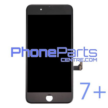 LCD screen/ digitizer/ frame premium quality for iPhone 7 Plus