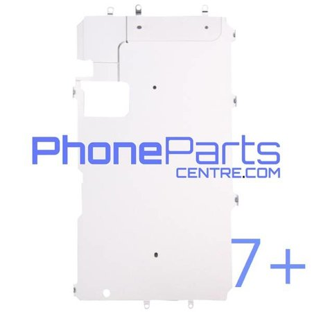 LCD Metal back plate for iPhone 7 Plus (10 pcs)