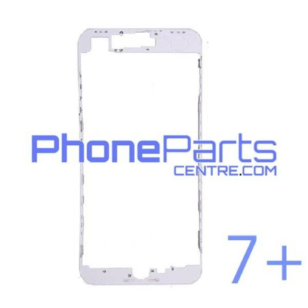 LCD frame with glue for iPhone 7 Plus (10 pcs)