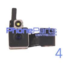 Camera achterkant met flits voor iPhone 4 (5 pcs)