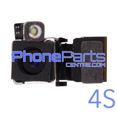 Back camera / flash for iPhone 4S (5 pcs)