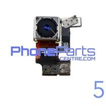 Camera achterkant voor iPhone 5 (5 pcs)