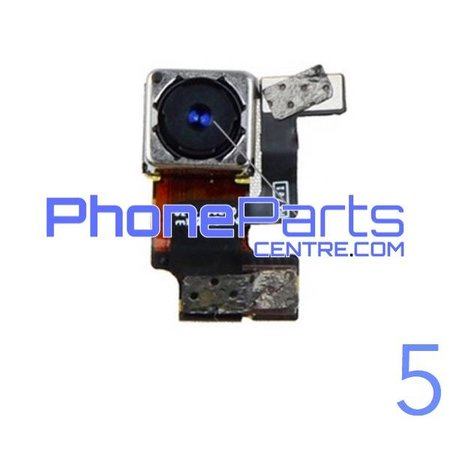 Back camera for iPhone 5 (5 pcs)