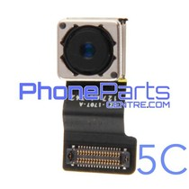 Camera achterkant voor iPhone 5C (5 pcs)
