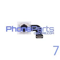 Camera achterkant voor iPhone 7 (5 pcs)