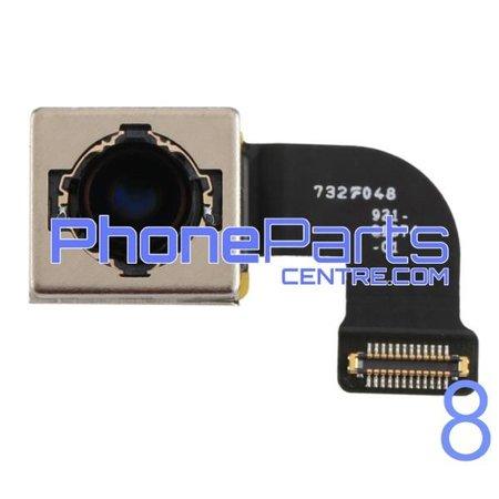 Camera achterkant voor iPhone 8 (5 pcs)