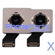 Camera achterkant voor iPhone X (5 pcs)