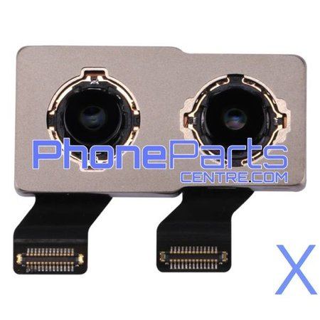 Back camera for iPhone X (5 pcs)