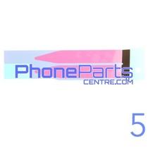 Sticker voor iPhone 5 batterij (25 pcs)