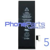 Batterij voor iPhone 5 (4 pcs)
