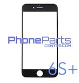 6D glas - donkere winkelverpakking voor iPhone 6S Plus (10 stuks)