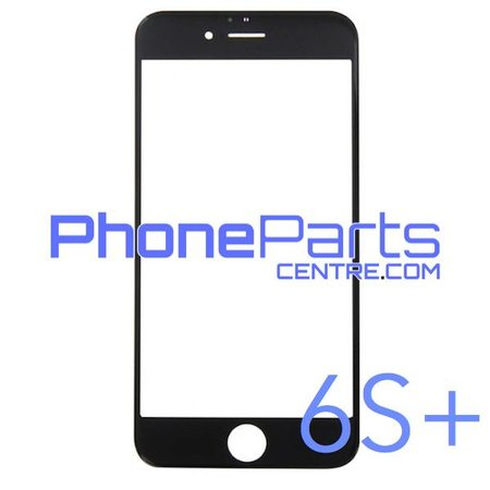 6D glass - dark retail packing for iPhone 6S Plus (10 pcs)