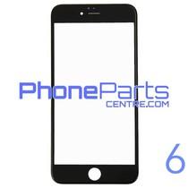 6D glas - zonder verpakking voor iPhone 6 (25 stuks)
