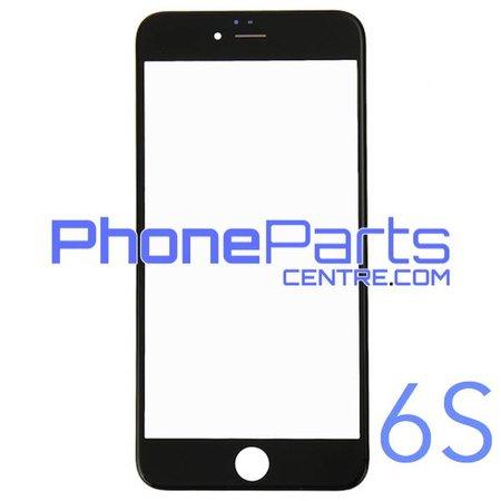 6D glas - zonder verpakking voor iPhone 6S (25 stuks)