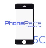 6D glass - white retail packing for iPhone 5C (10 pcs)