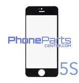 6D glass - white retail packing for iPhone 5S (10 pcs)