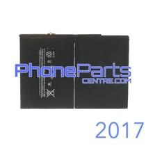 Batterij voor iPad 2017 (2 stuks)