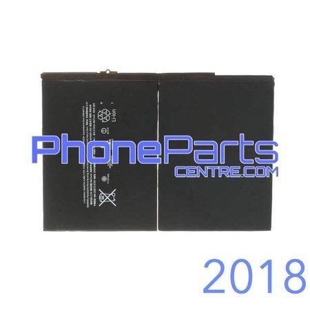 Batterij voor iPad 2018 (2 stuks)