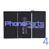 Batterij voor iPad 4 (2 stuks)