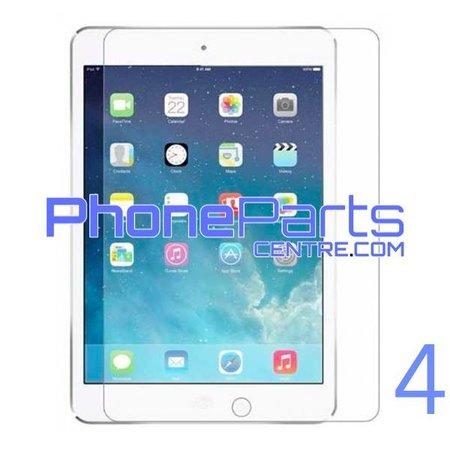 Tempered glass - winkelverpakking voor iPad 4 (10 stuks)