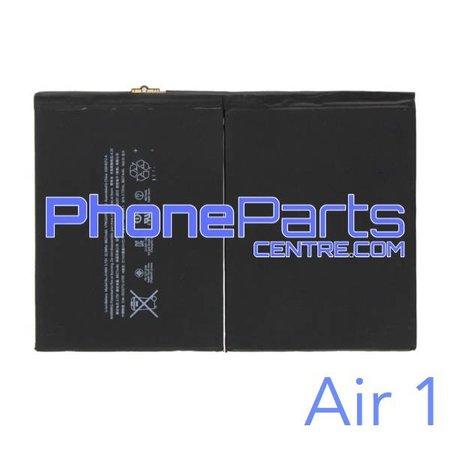 Battery for iPad Air 1 (2 pcs)