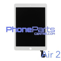LCD screen / digitizer / glass lens / home button for iPad Air 2