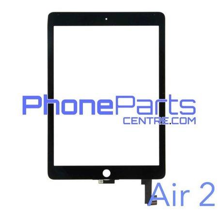 Digitizer / glass lens / home button for iPad Air 2 (2 pcs)