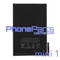 Batterij voor iPad mini 1 (2 stuks)