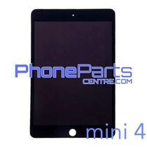 LCD scherm / touchscreen / home button voor iPad mini 4