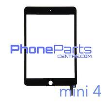 Digitizer / glass lens / home button for iPad mini 4 (2 pcs)