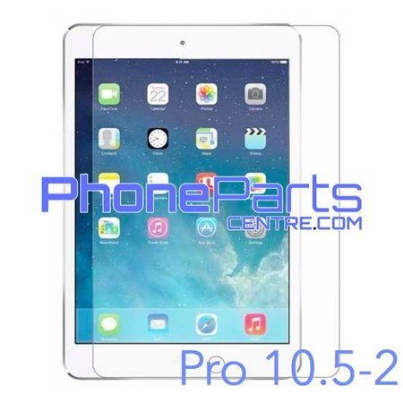 Tempered glass premium quality - no packing for iPad Pro 10.5 inch 2 (25 pcs)