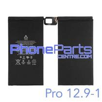 Battery for iPad Pro 12.9 inch 1 (2 pcs)