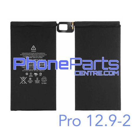 Battery for iPad Pro 12.9 inch 2 (2 pcs)