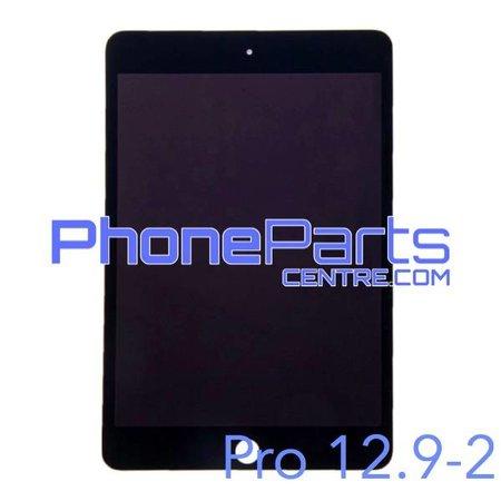 LCD scherm / touchscreen / home button voor iPad Pro 12.9 inch 2