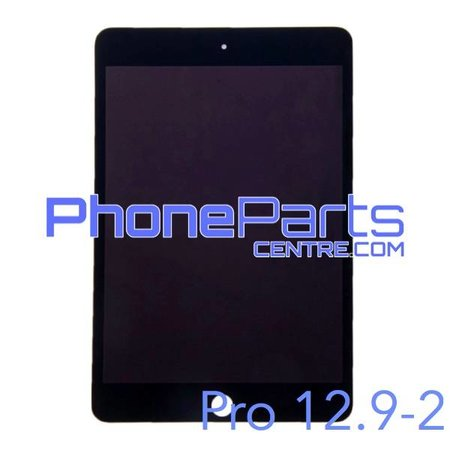 LCD screen / digitizer / glass lens / home button for iPad Pro 12.9 inch 2