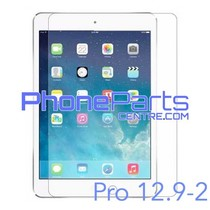 Tempered glass premium quality - no packing for iPad Pro 12.9 inch 2 (25 pcs)