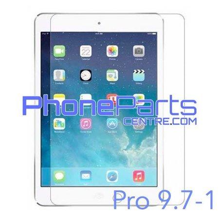 Tempered glass premium kwaliteit - winkelverpakking voor iPad Pro 9.7 inch 1 (10 stuks)
