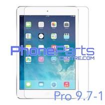 Tempered glass - geen verpakking voor iPad Pro 9.7 inch 1 (25 stuks)