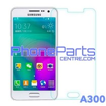 A300 Tempered glass - no packing for Galaxy A3 (2015) - A300 (50 pcs)