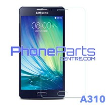 A310 Tempered glass - retail packing for Galaxy A3 (2016) - A310 (10 pcs)