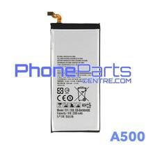 A500 Batterij voor Galaxy A5 (2015) - A500 (4 stuks)