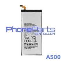 A500 Battery for Galaxy A5 (2015) - A500 (4 pcs)