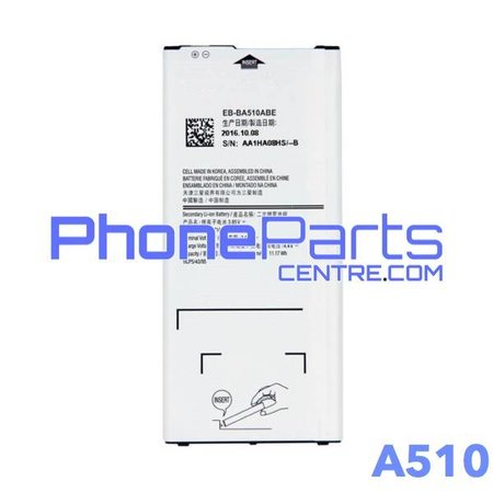 A510 Batterij voor Galaxy A5 (2016) - A510 (4 stuks)