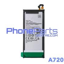 A720 Battery for Galaxy A7 (2017) - A720 (4 pcs)